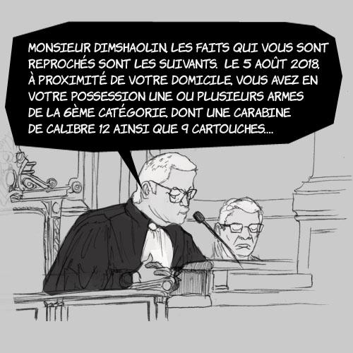 Dimstrip 140 – Jugement