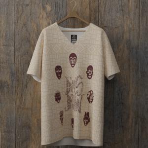 tee-shirt all over dimsdraw masque cream
