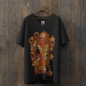 Infinit Lion 2 col v noir randy dims