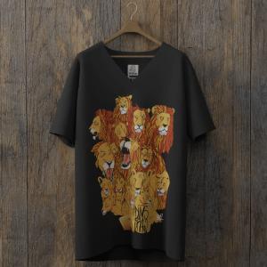 Infinit Lion col v noir randy dims